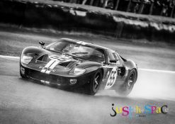 Ford GT40 Race Day by Carpenter Photography