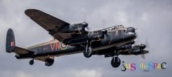 Lancaster Bomber by Carpenter Photography
