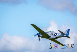 P51 Mustang by Carpenter Photography