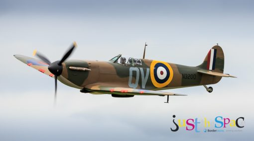 Spitfire by Carpenter Photography