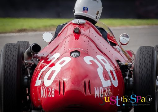 Vintage Racer by Carpenter Photography